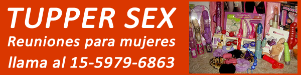 Banner Sex Shop San Fernando